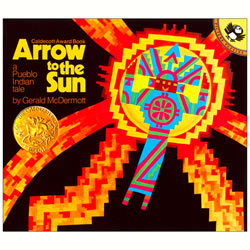 Arrow to the Sun - Paperback