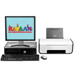 Kaplan Kid Safe Computer