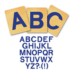 Block Capital Letters 3 Inch