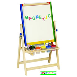 4 In 1 Floor Easel