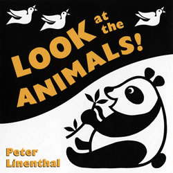 Look At The Animals Board Book