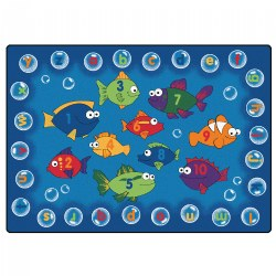 Fishing for Literacy Carpets