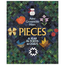 Pieces: A Year in Poems & Quilts - Paperback