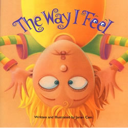 The Way I Feel - Hardback