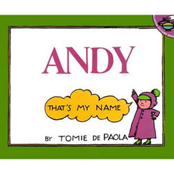 Andy: That's My Name - Paperback