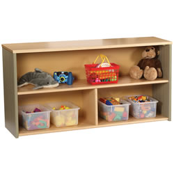 Eco Toddler Shelf
