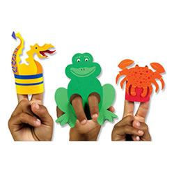 Finger Puppets Die Large
