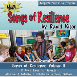 Songs of Resilience Vol. II CD