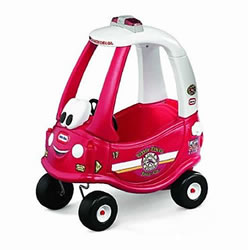 Ride & Rescue Cozy Coupe®