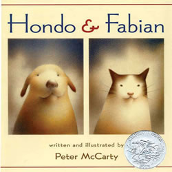 Hondo and Fabian - Big Book
