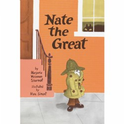 Nate the Great and the Big Sniff - Paperback