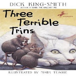 Three Terrible Trins - Paperback