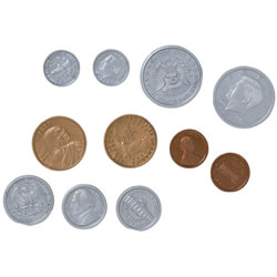 Mixed Coins - Set of 94