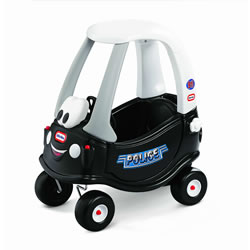 Tikes Patrol Cozy Coupe® Car