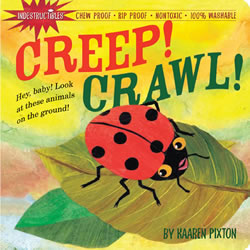 Creep! Crawl! - Paperback