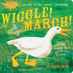 Wiggle! March! - Paperback