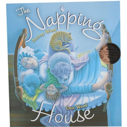 The Napping House - Hardback Book