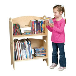 Stacking Bookshelves (Set of 2)