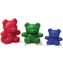 Three Bears Counters