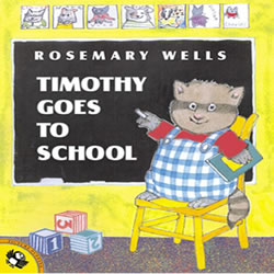 Timothy Goes to School - Paperback