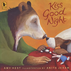 Kiss Good Night - Paperback