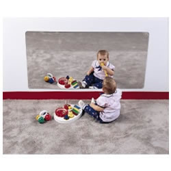 "Large Wall Mirror (48""x 24""H)"