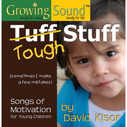 Tough Stuff: Songs of Motivation CD