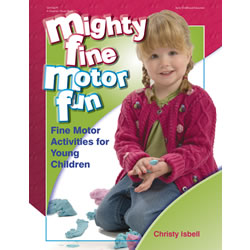 Mighty Fine Motor Fun - Paperback