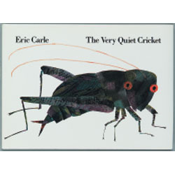 The Very Quiet Cricket (Hardback)