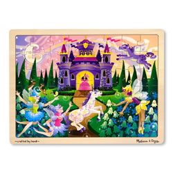 Fairy Fantasy Puzzle by Melissa & Doug