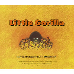 Little Gorilla - Lap Board Book