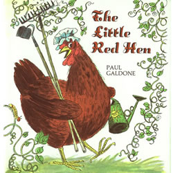 Little Red Hen - Big Book