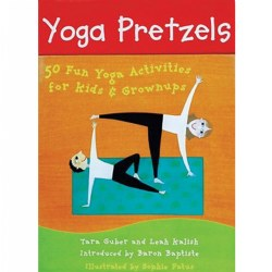 Yoga Pretzels Cards