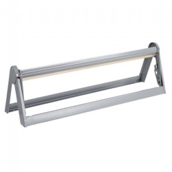 24 Inch Paper Roll Dispenser and Cutter