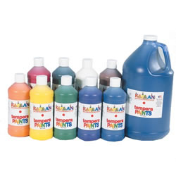 Kaplan Kolors Tempera Paint (16 oz)