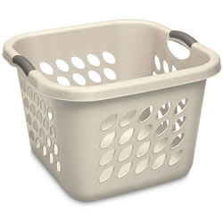 Ultra Laundry Basket by Sterilite