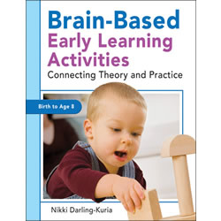 Brain-Based Early Learning Activities - Paperback