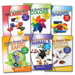Learn Every Day™ Series (Set of 6)