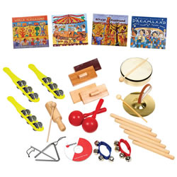 Music Kit for Creative Curriculum
