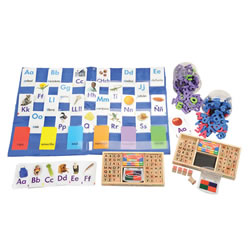 Bilingual Literacy Kit for Creative Curriculum