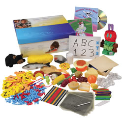 Nemours® BrightStart! Program for Early Literacy Success - Manipulative Kit PreK-K
