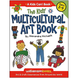 The Kids Multicultural Art Book (Paperback)