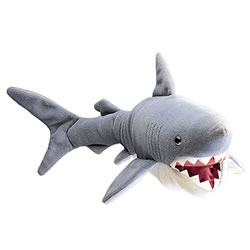 Shark Hand Puppet by Folkmanis
