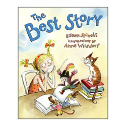 The Best Story - Hardcover