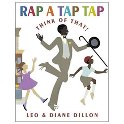 Rap A Tap Tap: Think of That! - Hardback