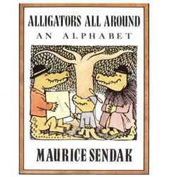 Alligators All Around (Paperback)