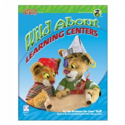 Wild About Learning Centers - Paperback