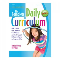 The Complete Daily Curriculum for Early Childhood, Revised - eBook
