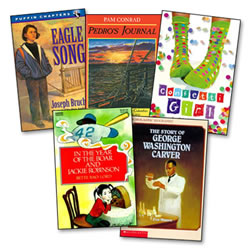 Award Winners Book Set (Grades 5 - 6)