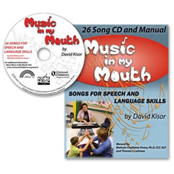 Music in My Mouth CD and Manual